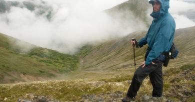 best trekking poles for alaska