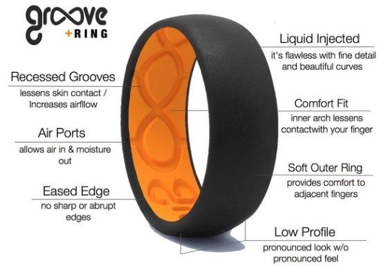 groove life silicone ring review