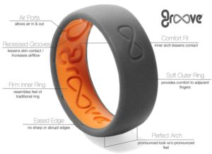 best silicone ring for alaska vacations