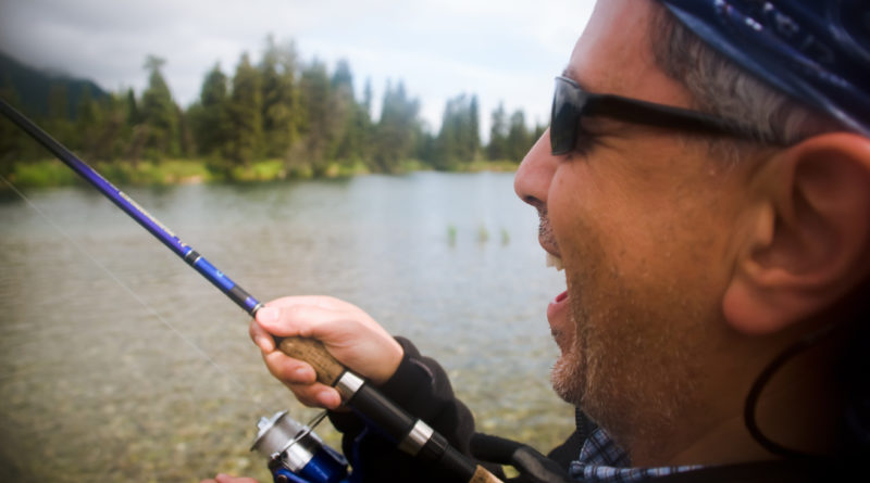 how to experience fishing in alaska