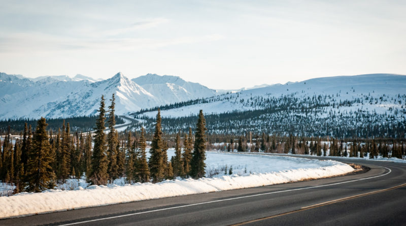 can you drive to alaska?